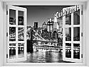 Brooklyn Bridge Window