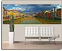 Florence, Italy Peel And Stick Wall Mural Roomsetting