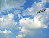Clouds Peel & Stick Wall Mural # 1