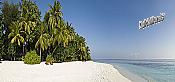 Boracay Island Beach Panoramic Peel And Stick Wall Mural