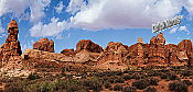 Canyonlands Park, Utah Panoramic Peel And Stick Wall Mural