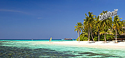 Cook Island Panoramic Peel And Stick Wall Mural